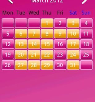 curacao-to-go-for-android-calender