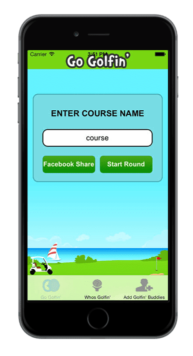 iPhone-App-Gone-Golfin