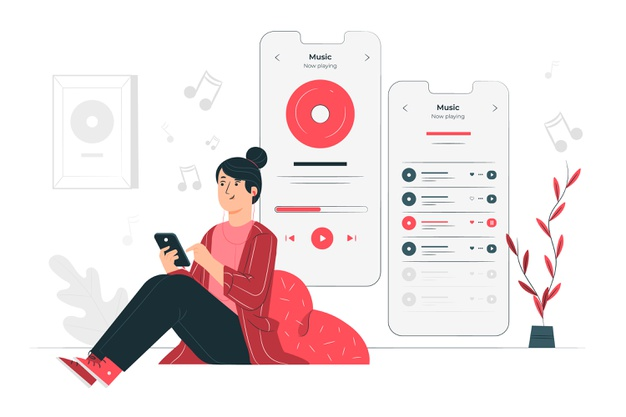 develop a music streaming app