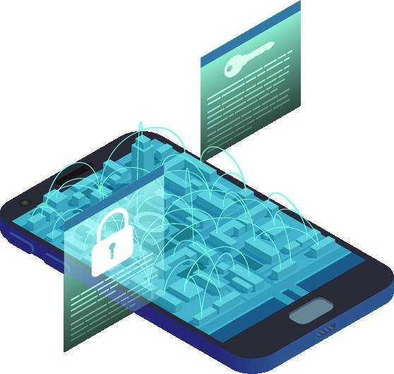 technology platforms we use in blockchain app development
