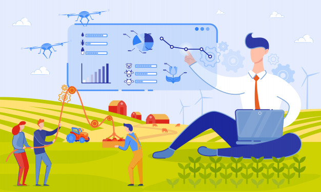 ai and drones in agriculture
