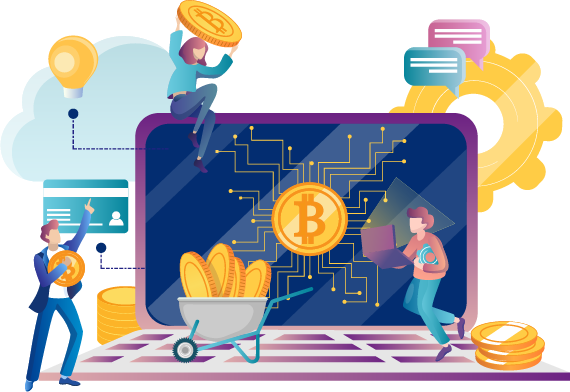 Expertise in cryptocurrency & block chain