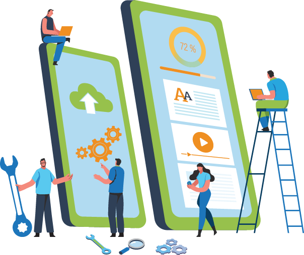 Frameworks for the cross-platform