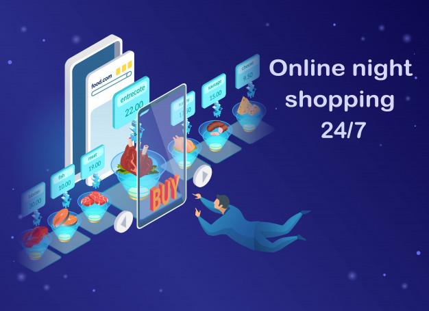 create an eCommerce app