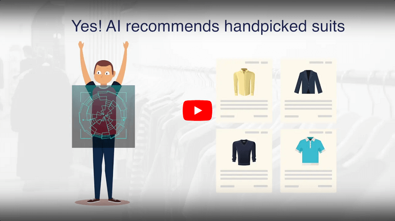 AI solution in retail