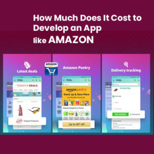 How Much Does It Cost to Develop an App like AMAZON