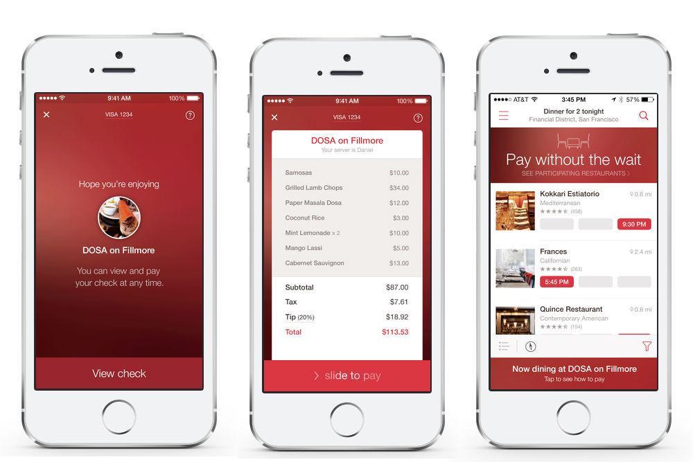 Restaurant Reservation App Like OpenTable