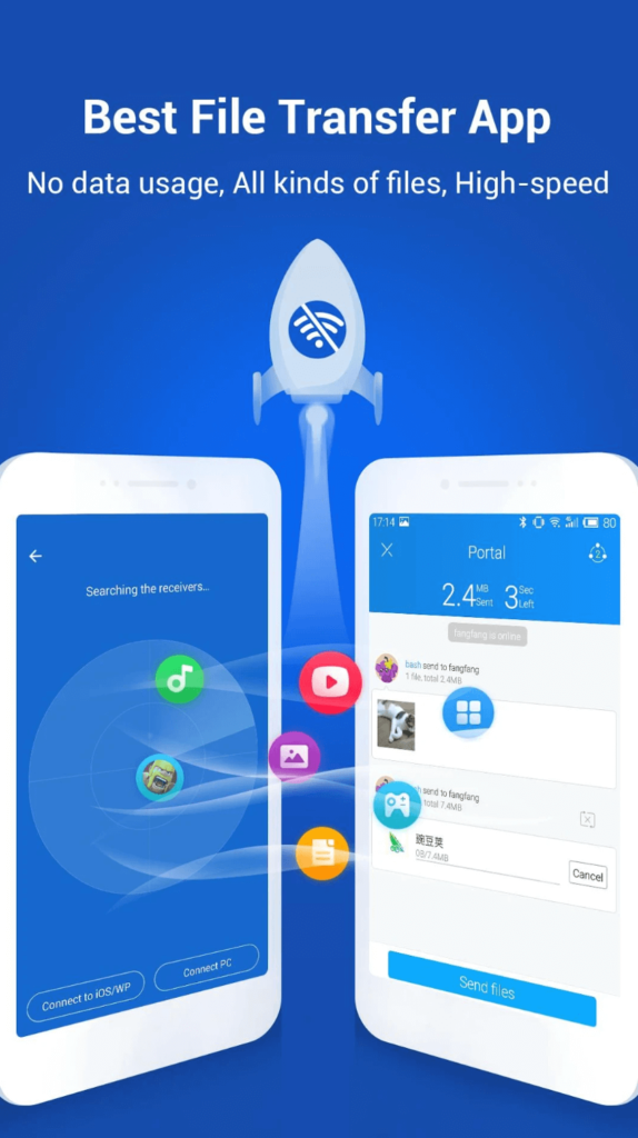 How Much Does It Cost To Develop An App Like SHAREit