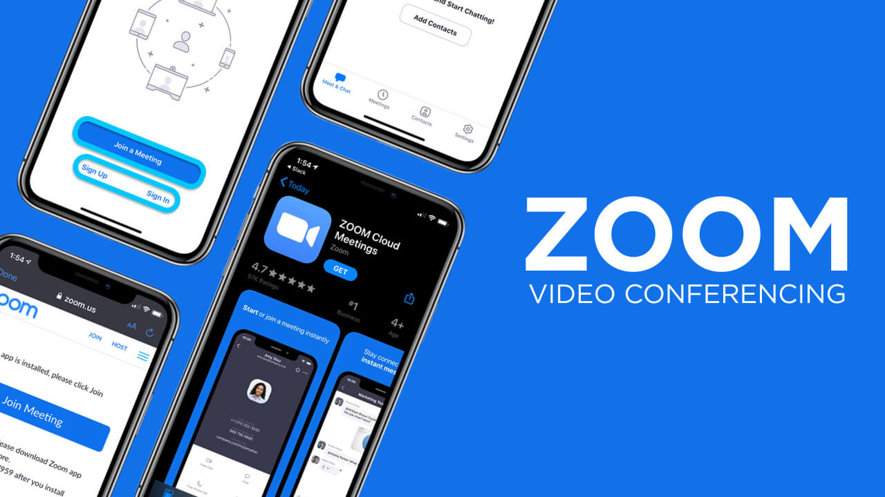 Zoom - Video Conferencing Application
