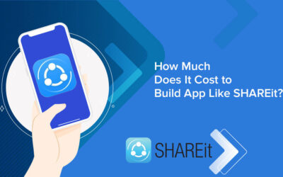 How Much Does It Cost To Develop An App Like SHAREit?