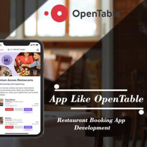 Cost to Develop App Like OpenTable
