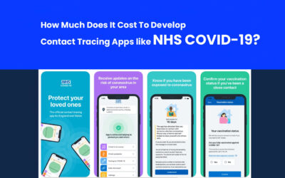 Cost To Develop Contact Tracing Apps like NHS COVID-19