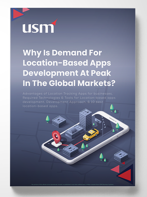 Location Based Apps Development At Peak In The Global Markets
